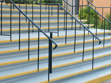 F R P Stair Tread Covers