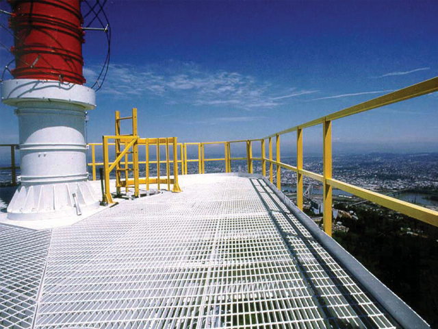 Telecommunications Market Fibergrate Composite Structures