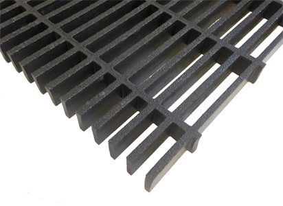 "Ecograte 62 Percent Open Surface Area Molded Grating, ""F R P"", ""G R P"""