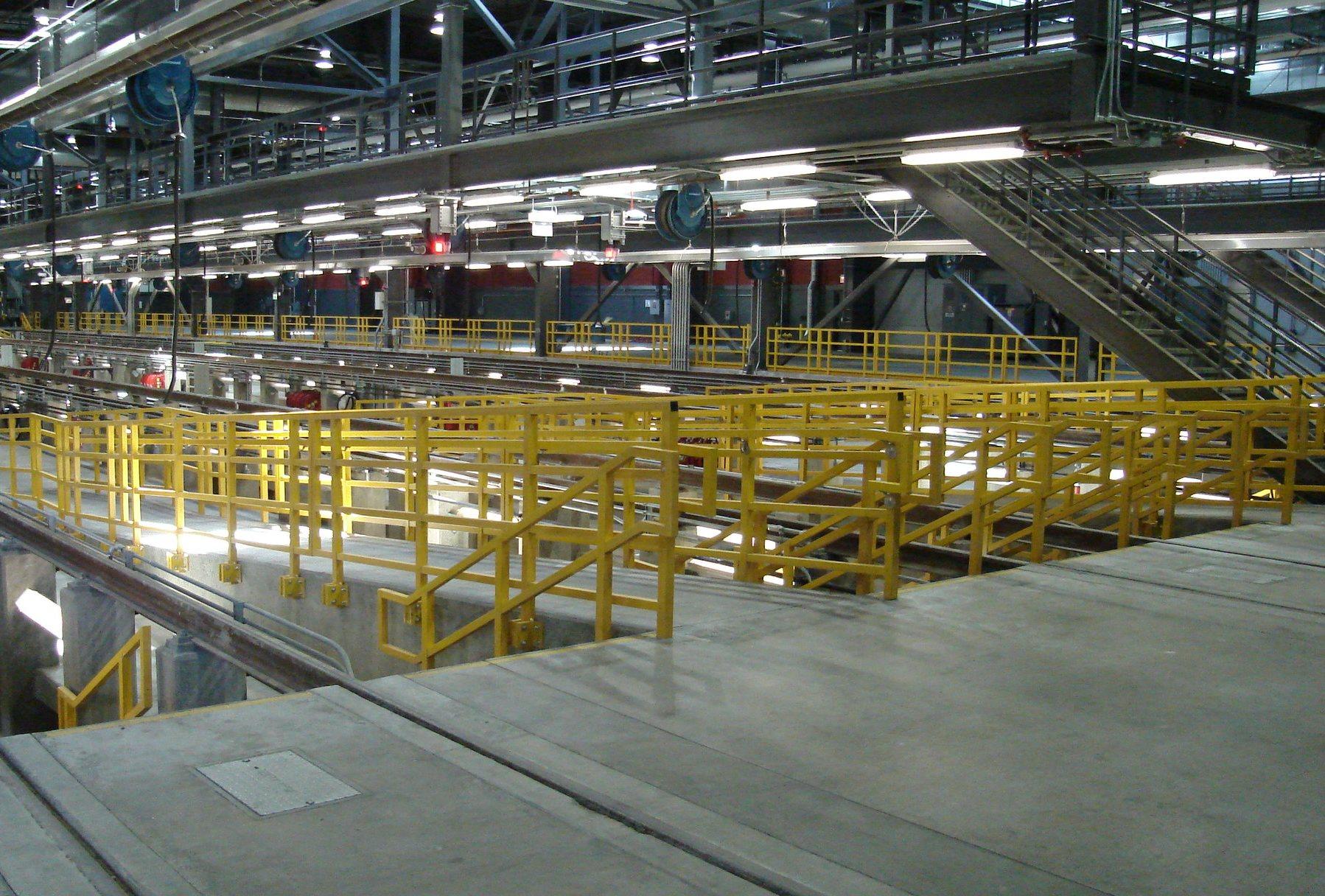 Dynarail Dynaround Guardrail Amp Handrail Products